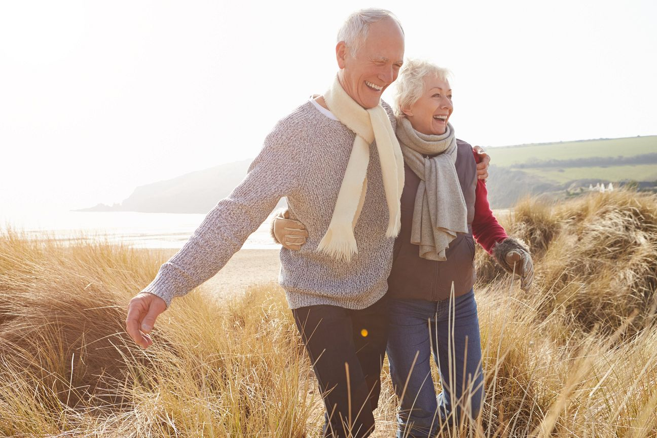 Senioren in den Dünen - seniorengerecht leben